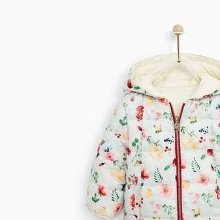 Baby Hooded Jackets (Reversible)