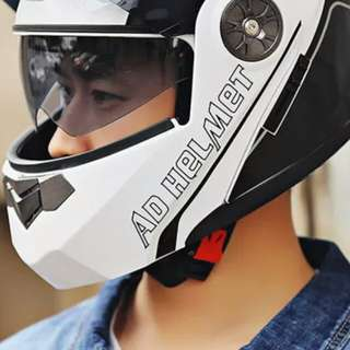 Full Half Face Helmet