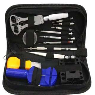 Watch Tools set for watch lovers