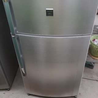 Sharp big fridge