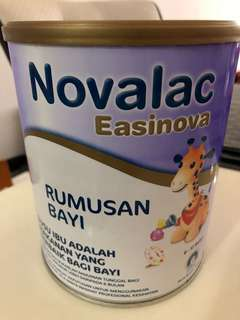 Novalac Easinova 0-12 months