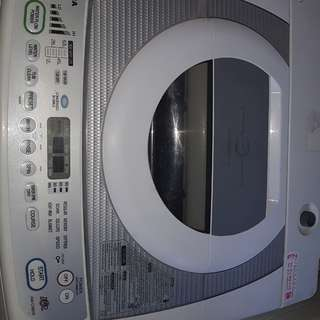 Toshiba Automatic inverter washing machine 9kg