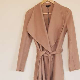 Storm Wool trench coat brand new with tags