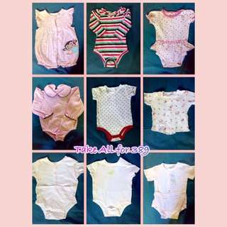 onesies for your lil girl