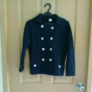 J.Crew navy blue jacket