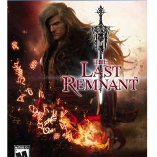 The Last Remnant [GAME PC LAPTOP}