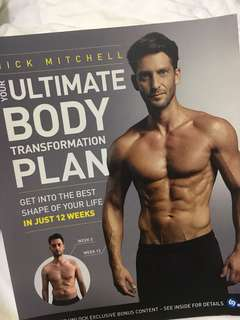Ultimate body transformation plan