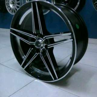 Velg Racing panama Ring 17