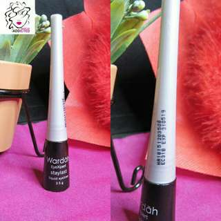 Wardah EyeXpert Staylast Liquid Eye Liner 3.5g