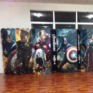 Authentic Cinema The First Avengers Stande