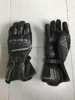 Dainese assen leather glove (high cut) GENUINE. Size L