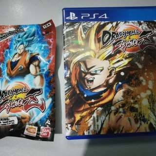 PS4 Game - Dragon Ball Fighter Z