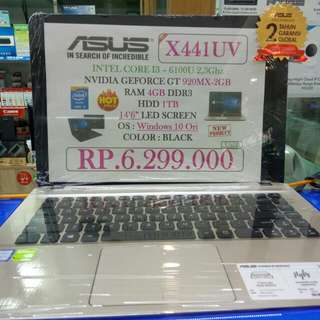 Promo Laptop Asus X441UV