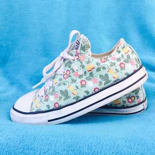 Converse chuck tailor shoes /Converse all star Low infant Ditsy floral unisex