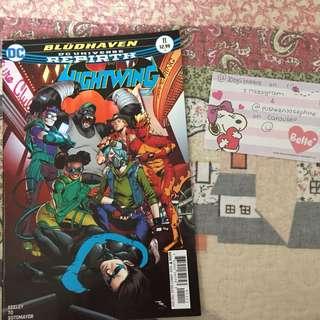 Nightwing rebirth; issue 11 (komik import)