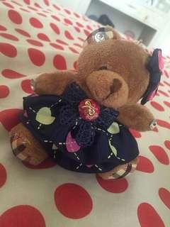 Little bear keychain