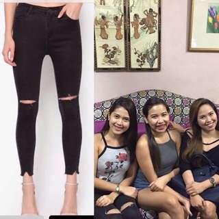 Preloved High-waist Pants