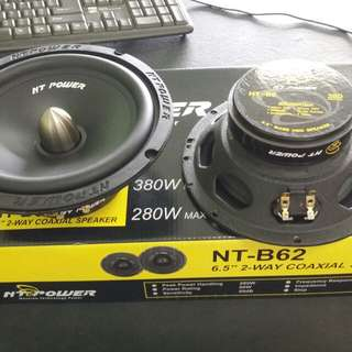 NT POWER SPEAKER