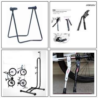 All Bicycle Carrier and Stand