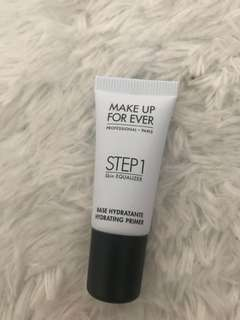 NEW MUFE MAKE UP FOREVER PRIMER HYDRATING