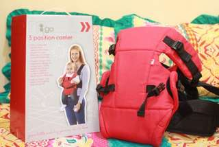 #maumothercare Mothercare Baby Carrier