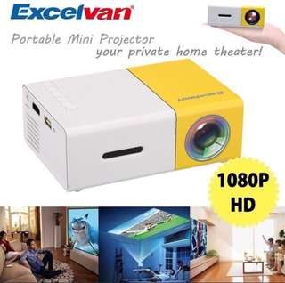 YG - 300 LCD Projector — Portable projector