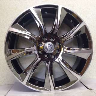 17 inch SPORT RIM L.A. SUPER CHROME RACING WHEELS