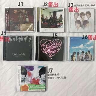 🚚 東方神起|日文單曲