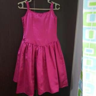 Buy 1 take 1 Pre-Loved Kid's Gown - Maroon