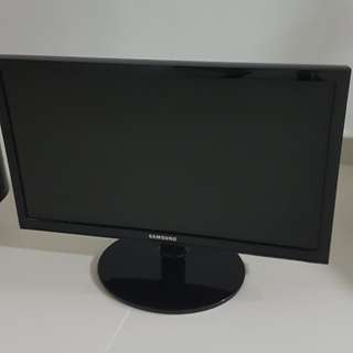 "22"" Computer screen for your hardworking needs"