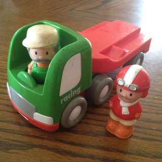 Toddler truck toys from Early Learning Centre brand