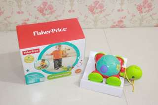 #maumothercare Fisher Price Pull it