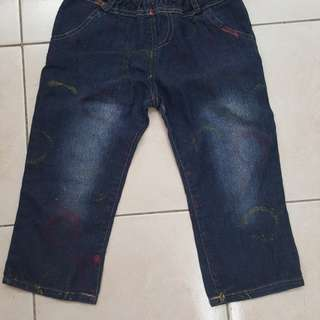 Kids stylist jeans