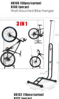 3 in 1 Bike stands