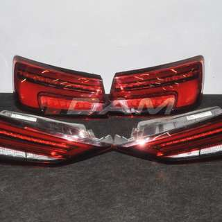 Audi Genuine Part: AUDI 8V A3 / S3 / RS3  Facelift Saloon/Sportback Dynamic Rear Lights