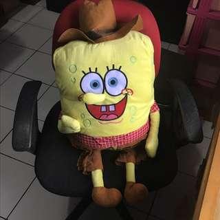 Sponge Bob Boneka - Spongebob Doll