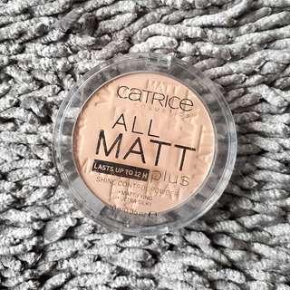 [PRELOVED] Catrice All Matt Plus Shine Control Powder