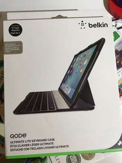 BELKIN QODE ultimate lite keyboard case for ipad