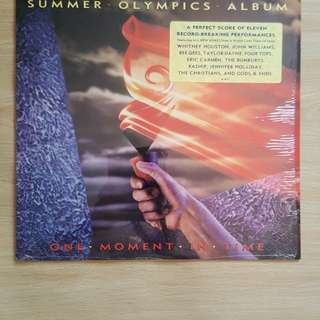 Summer Olympics 1988 ( Ablum vinyl record)