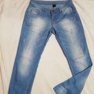 Size 30 Denim Pants/Jeans