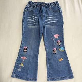Mono Denim Jeans