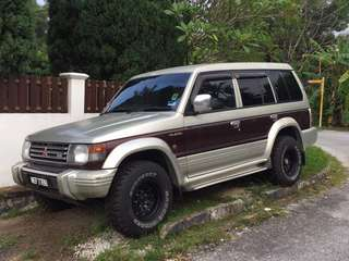Pajero V6-3.0 (Petrol) 1996
