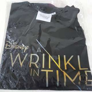 Disney's A Wrinkle In Time Adult Tee Size M