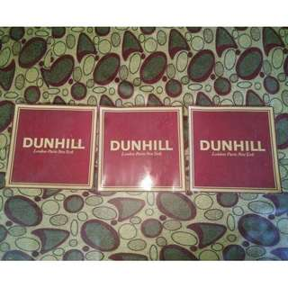Dunhill posters