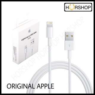 Kabel Data IPhone ORIGINAL 100% Lightning Cable Usb Charger