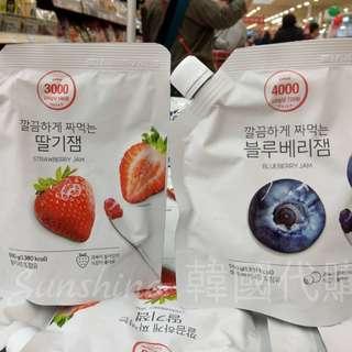 🚚 售完 家庭號 藍莓果醬 環保包裝 果醬 550g