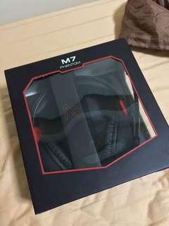 Aftershock M7 Phantom Gaming Headphone