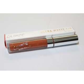 Speed Dial - Colourpop Ultra Matte Lip