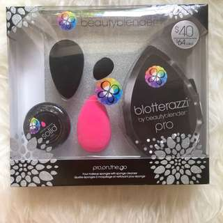 The original beauty blender pro on the go
