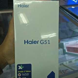 Haier G51 New Cicilan dengan harga terjangkau